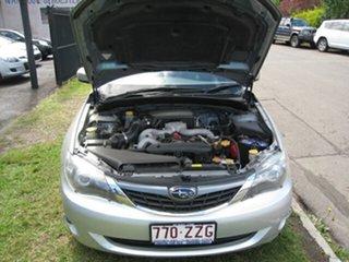 2007 Subaru Impreza MY07 2.0R (AWD) Silver 4 Speed Automatic Hatchback