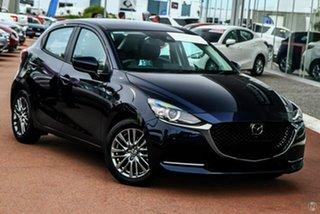 2021 Mazda 2 DJ2HAA G15 SKYACTIV-Drive GT Blue 6 Speed Sports Automatic Hatchback.