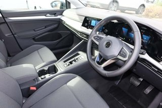 2021 Volkswagen Golf 8 MY21 110TSI Dolphin Grey Me 8 Speed Sports Automatic Wagon