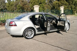 2011 Holden Calais VE II MY12 V Gold 6 Speed Automatic Sedan