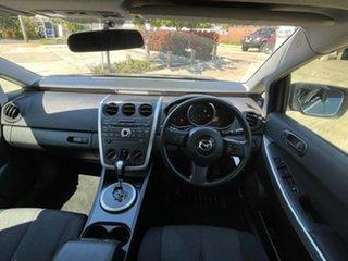 2008 Mazda CX-7 ER1031 MY07 Classic Silver 6 Speed Sports Automatic Wagon.