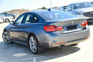 2015 BMW 4 Series F36 420d Gran Coupe M Sport Grey 8 Speed Sports Automatic Hatchback.