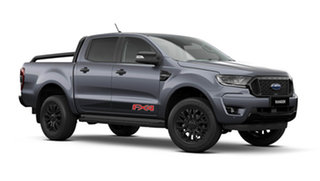 2021 Ford Ranger PX MkIII FX4 Meteor Grey 6 Speed Manual Pick Up.