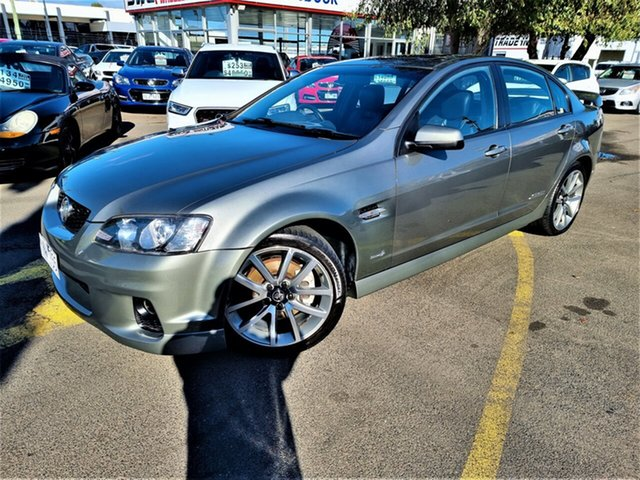 Used Holden Commodore VE II SS V Seaford, 2011 Holden Commodore VE II SS V Grey 6 Speed Manual Sedan