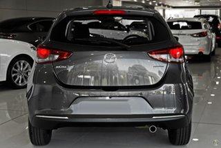 2021 Mazda 2 DJ2HAA G15 SKYACTIV-Drive Evolve Grey 6 Speed Sports Automatic Hatchback.
