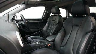 2018 Audi A3 8V MY18 Sport S Tronic Glacier White 7 Speed Sports Automatic Dual Clutch Sedan