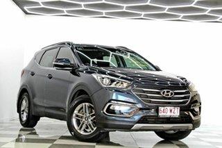 2016 Hyundai Santa Fe DM Series II (DM3)MY17 Active (4x4) Blue 6 Speed Automatic Wagon.