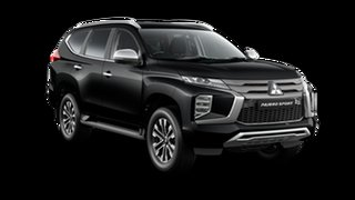 2021 Mitsubishi Pajero Sport QF MY21 GLS Black 8 Speed Sports Automatic Wagon