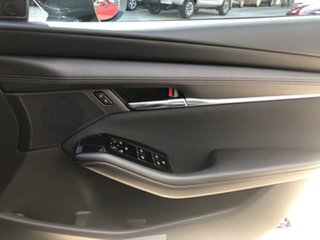 2021 Mazda 3 BP2H7A G20 SKYACTIV-Drive Evolve Deep Crystal Blue 6 Speed Sports Automatic Hatchback