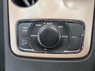 2015 Jeep Grand Cherokee WK MY15 Laredo Silver 8 Speed Sports Automatic Wagon