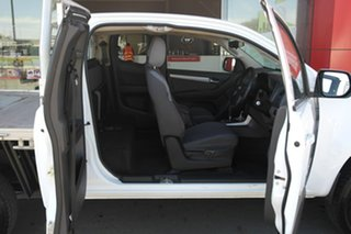 2014 Holden Colorado RG MY15 LS Space Cab White 6 Speed Sports Automatic Cab Chassis
