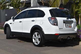 2011 Holden Captiva CG Series II 7 AWD LX White 6 Speed Sports Automatic Wagon.