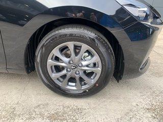 2021 Mazda 2 DJ2HAA G15 SKYACTIV-Drive Pure Jet Black 6 Speed Sports Automatic Hatchback.