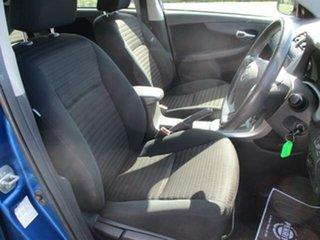 2011 Toyota Corolla ZRE152R Ascent Sport Blue Automatic Sedan