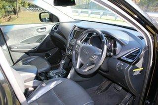 2013 Hyundai Santa Fe DM MY13 Elite Black 6 Speed Sports Automatic Wagon