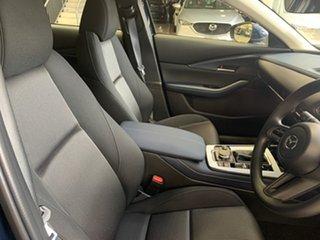 2021 Mazda CX-30 DM2W7A G20 SKYACTIV-Drive Pure Deep Crystal Blue 6 Speed Sports Automatic Wagon