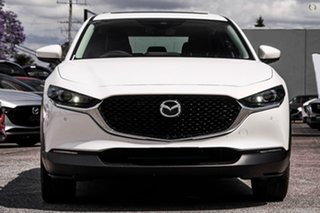 2021 Mazda CX-30 DM4WLA X20 SKYACTIV-Drive i-ACTIV AWD Astina White 6 Speed Sports Automatic Wagon.
