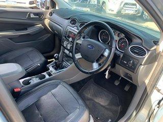 2010 Ford Focus LV CL Green 5 Speed Manual Hatchback