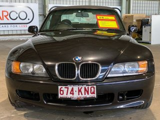 1997 BMW Z3 E36-7 Black 5 Speed Manual Roadster