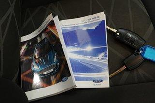 2016 Ford Fiesta WZ Ambiente Red 5 Speed Manual Hatchback
