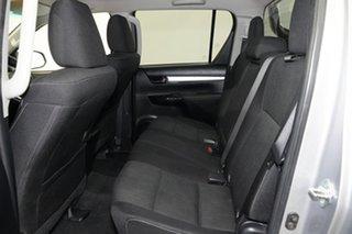 2015 Toyota Hilux GUN126R SR5 Double Cab Silver 6 Speed Manual Utility