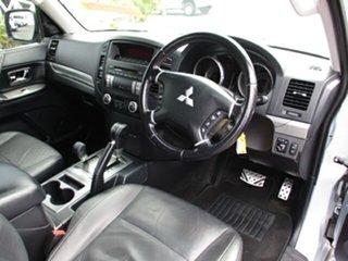 2007 Mitsubishi Pajero S 3 DOOR Silver 4 Speed Automatic Wagon