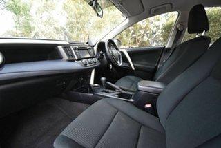 2015 Toyota RAV4 ALA49R MY14 GX AWD White 6 Speed Sports Automatic Wagon