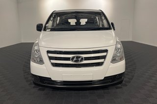 2018 Hyundai iLOAD TQ3-V Series II MY18 Crew Cab White 5 speed Automatic Van.
