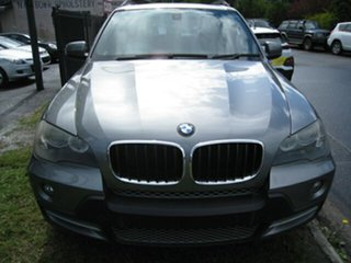 2007 BMW X5 E70 3.0D Executive Silver 6 Speed Auto Steptronic Wagon.