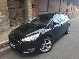2015 Ford Focus LZ Trend Shadow Black 6 Speed Automatic Hatchback.