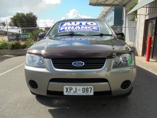 2007 Ford Territory SY TX AWD Grey 6 Speed Sports Automatic Wagon.