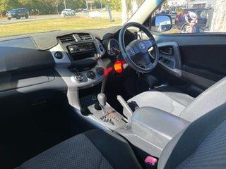 2006 Toyota RAV4 ACA33R Cruiser L Black 4 Speed Automatic Wagon