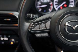 2018 Mazda CX-9 TC Touring SKYACTIV-Drive Silver 6 Speed Sports Automatic Wagon