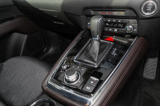 2021 Mazda CX-8 KG2WLA Sport SKYACTIV-Drive FWD Soul Red Crystal 6 Speed Sports Automatic Wagon