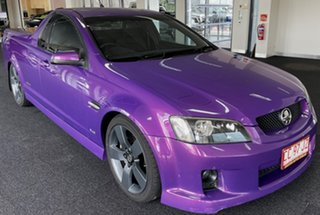 2008 Holden Ute VE SS Purple 6 Speed Sports Automatic Utility.