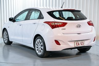 2015 Hyundai i30 GD4 Series II MY16 Active White 6 Speed Sports Automatic Hatchback