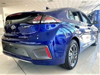 2021 Hyundai Ioniq AE.V4 MY21 electric Premium Intense Blue 1 Speed Reduction Gear Fastback.