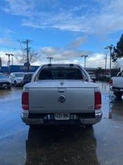 2016 Volkswagen Amarok 2H MY16 TDI420 4Motion Perm Highline Silver 8 Speed Automatic Utility