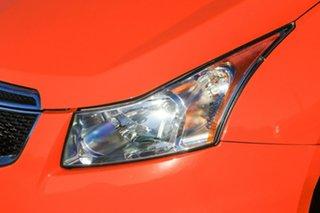 2013 Holden Cruze JH Series II MY14 SRi-V Orange 6 Speed Manual Hatchback