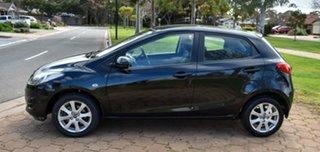 2013 Mazda 2 DE10Y2 MY14 Neo Sport Black 4 Speed Automatic Hatchback