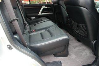 2014 Toyota Landcruiser VDJ200R MY13 VX Silver Pearl 6 Speed Automatic Wagon