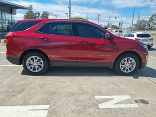 2019 Holden Equinox EQ MY18 LS FWD Red 6 Speed Manual Wagon.