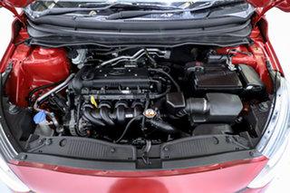 2015 Hyundai i20 PB MY15 Active Red 6 Speed Manual Hatchback