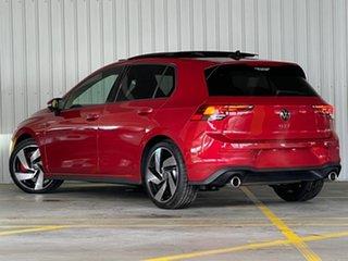 2021 Volkswagen Golf 8 MY21 GTI DSG Red 7 Speed Sports Automatic Dual Clutch Hatchback.