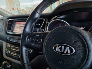 2015 Kia Carnival YP MY15 SLi Blue 6 Speed Automatic Wagon