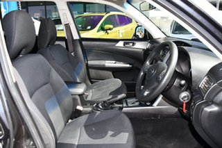 2011 Subaru Forester S3 MY11 X AWD Dark Grey 4 Speed Sports Automatic Wagon
