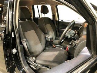 2014 Jeep Compass MK MY14 Blackhawk CVT Auto Stick Black 6 Speed Constant Variable Wagon