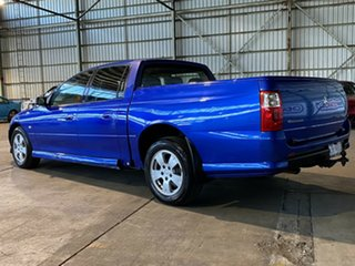 2006 Holden Crewman VZ MY06 S Blue 4 Speed Automatic Utility