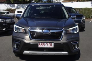 2018 Subaru Forester S5 MY19 2.5i-S CVT AWD Sepia Bronze 7 Speed Constant Variable Wagon.