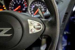 2018 Nissan 370Z Z34 MY17 Blue 7 Speed Automatic Coupe